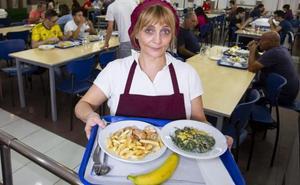 Los menús universitarios a examen: cada vez más calidad y variedad