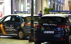 La Policía investiga un tiroteo en Salamanca con un herido en una pierna