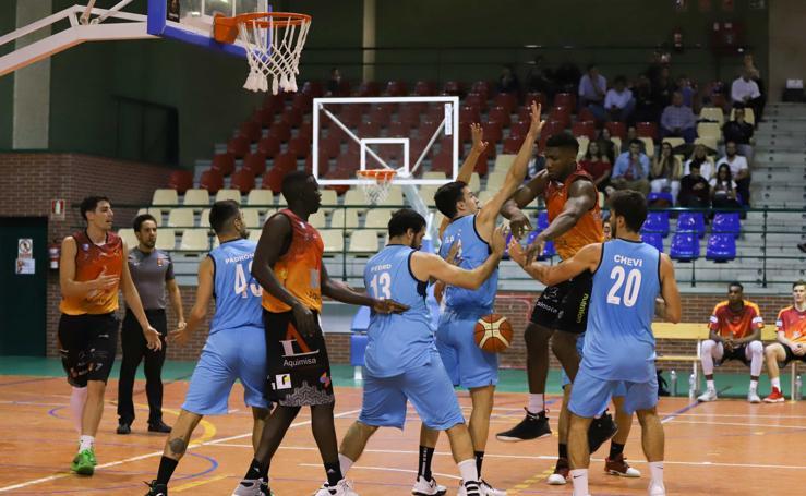 Aquimisa Carbajosa Basket - UVA de Valladolid