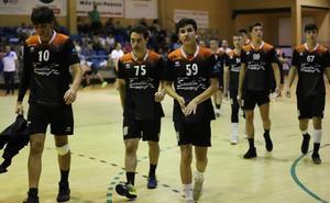 Primera derrota del curso para el BM Salamanca ante el filial del BM Guadalajara (30-25)