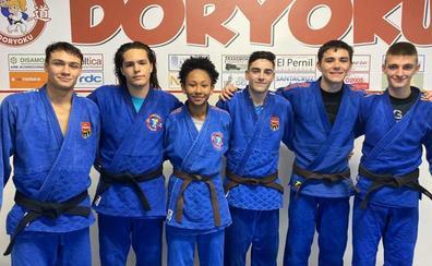 Presencia salmantina en la Supercopa de España cadete de judo en Vigo