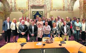 El alcalde de Ciudad Rodrigo reclama apoyo para reforzar la oferta turística