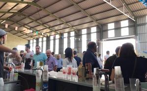 Primera Feria de la cerveza en Morales