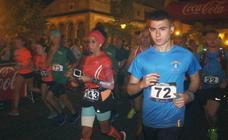 Las imágenes de la V Carrera Nocturna de Olmedo