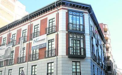 La rehabilitación repunta en edificios históricos de Valladolid para convertirlos en pisos de lujo
