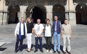 Unidas Podemos repite candidatura por Salamanca para las elecciones generales