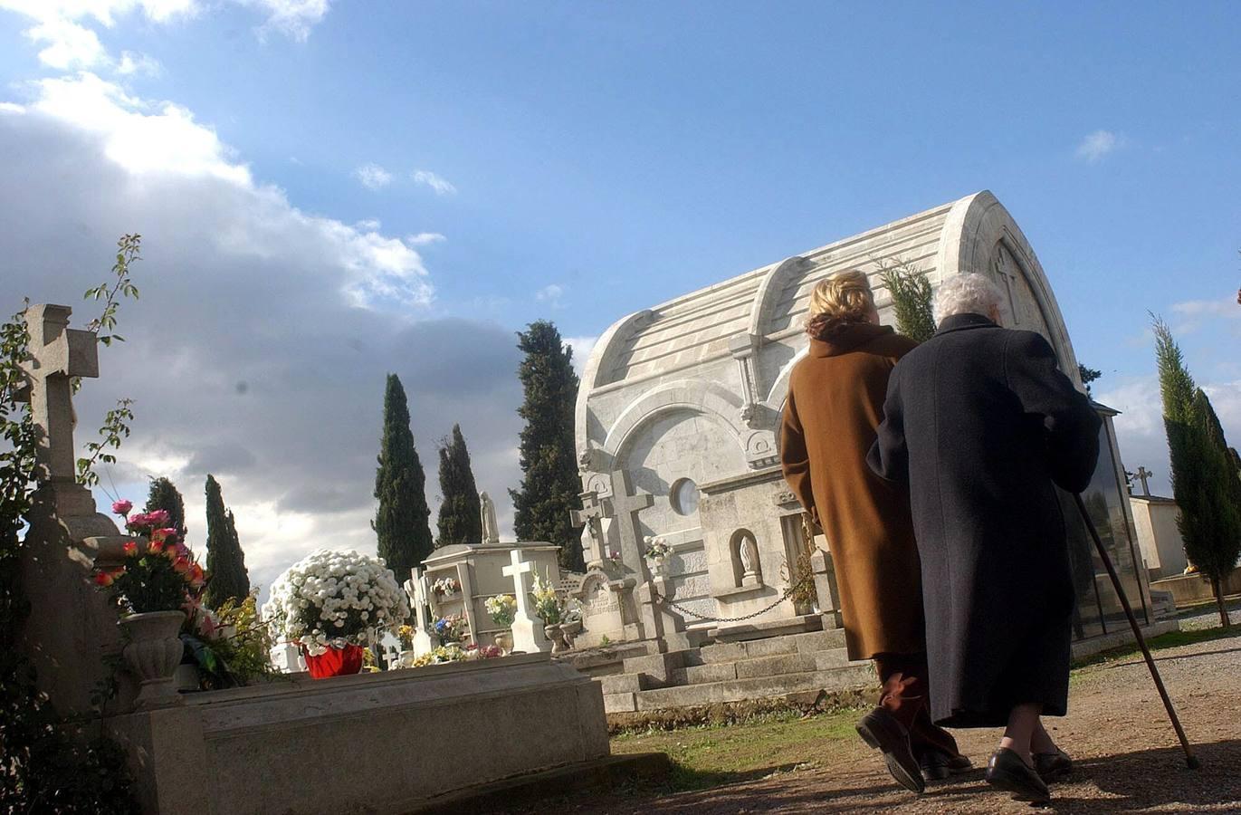 Bienvenido al cementerio
