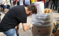 II concurso BarricArte en San Martín del Castañar