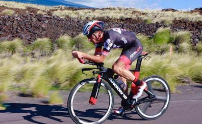 El salmantino Clemente Alonso McKernan, el 34º en el Mundial de Ironman en Hawai