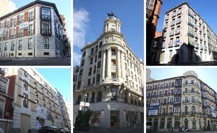 Históricos edificios de Valladolid convertidos en viviendas de lujo