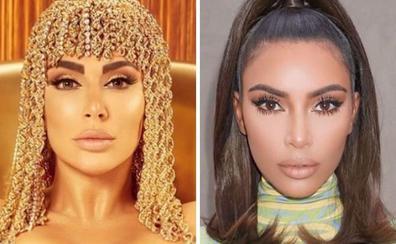 Huda Kattam o la Kim Kardashian iraquí