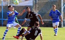 Jonan ve la roja por celebrar su gol y La Granja cae en Ávila (3-1)