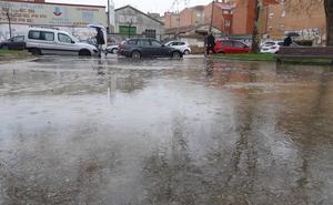 Alerta amarilla por viento y lluvias para este lunes en Valladolid