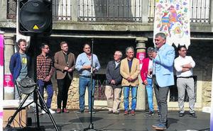 Miguel Carmona Segovia gana el II concurso BarricArte en San Martín del Castañar