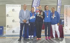 Dora Kiskapusi gana el primer torneo de ranking en Valladolid