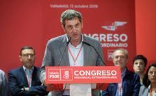 Manuel Escarda, nuevo secretario provincial del PSOE de Valladolid