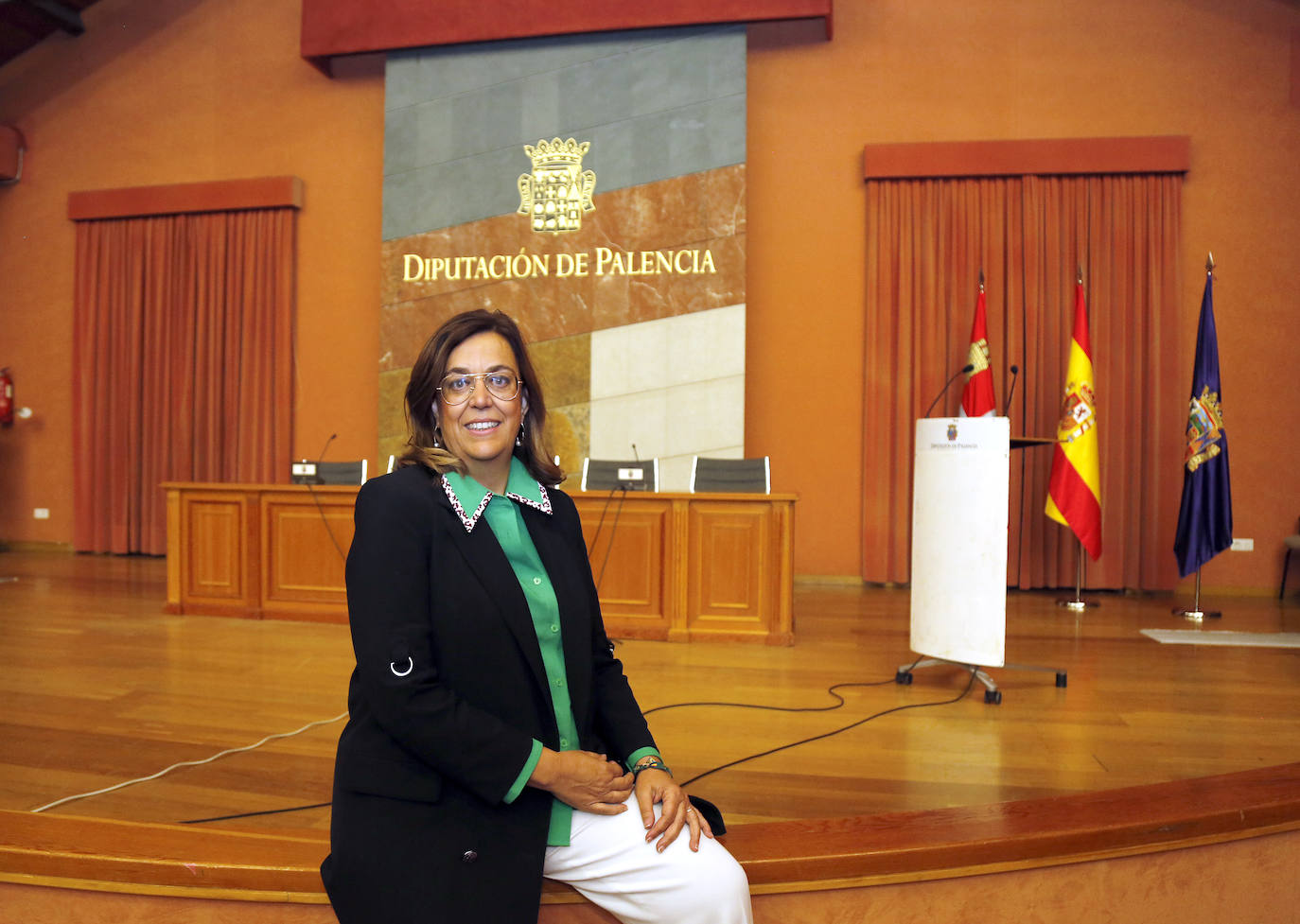 Ángeles Armisén: «Hemos hecho visible el reto demográfico, nos queda hacer visibles los valores del medio rural»