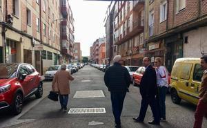 El Ayuntamiento invierte 275.000 euros en la reurbanización de tres calles en el barrio de Las Delicias