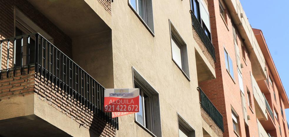 Segovia es la capital de Castilla y León más cara para alquilar una vivienda
