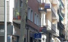 Fomento sitúa en 474 euros mensuales el precio medio del alquiler en la capital