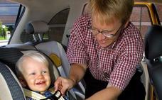 41 denuncias por no usar el cinturón de seguridad y sistemas de retención infantil