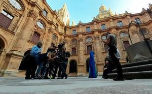El mirobrigense Pablo Moreno se acerca en 'Pobre y a pie' a la vida del Padre Antonio María Claret