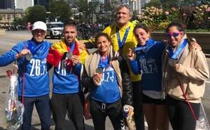 Amplia presencia del Team Run&Go en un maratón de Chicago histórico con récord mundial femenino