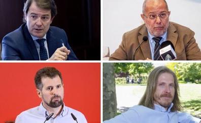 Las reacciones a la sentencia del 'procés' en Castilla y León