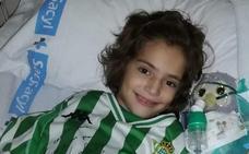 Joaquín, capitán del Real Betis, manda ánimos a la joven jugadora salmantina enferma de gravedad