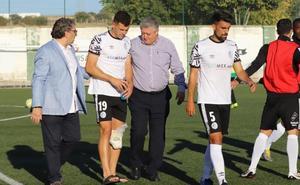 Confirmada la gravedad de la lesión de rodilla de Uxío, que se perderá toda la temporada con el Salamanca CF UDS