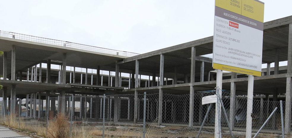 La nueva licitación del Palacio de Justicia se tramitará a principios del próximo año tras dos quiebras