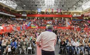 El líder de la UGT anima en Valladolid a movilizarse en el 10N contra las dos reformas laborales