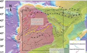 Una investigación anticipa la evolución del relieve de la península Ibérica