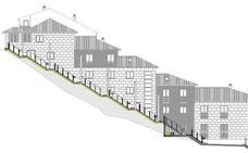 Aprobado el proyecto para construir una escalera entre la Vaguada de la Palma y el Cerro de San Vicente