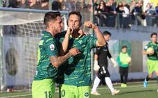 El CD Guijuelo, quinto peor goleador de todos los equipos de la Segunda B