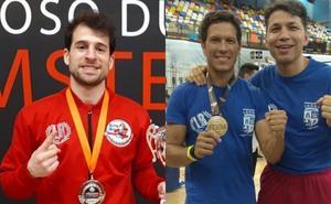 Manuel García Sánchez y Alfonso García Parra acuden al Mundial WAKO de Kickboxing
