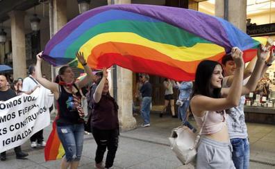 La Junta se opone a que las Cortes tramiten la Ley LGTBI que presentó la oposición en Castilla y León