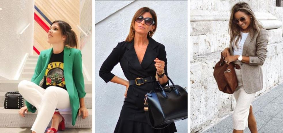 Los 'looks' de las 'instagramers' vallisoletanas para ir a trabajar
