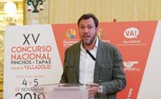 64 cocineros, diez jurados y seis Estrellas Michelin, en los concursos de Pinchos y Tapas de Valladolid