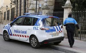 Localizado el conductor que atropelló en Palencia a un joven en patinete y se dio a la fuga