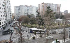 Detenido por insultar, dar patadas y cabezazos a policías locales que mediaban en una pelea en Valladolid