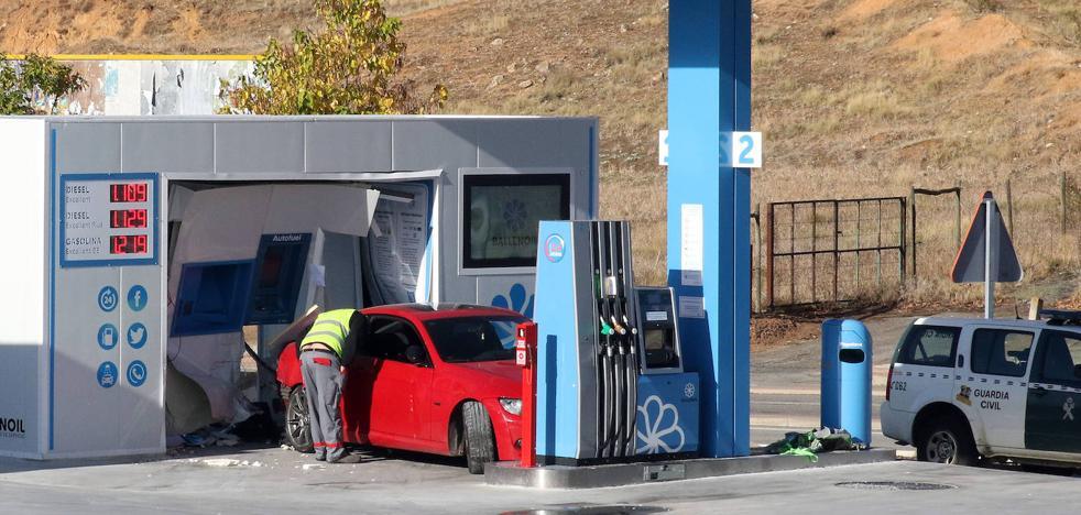 Segundo robo por alunizaje en dos semanas en la gasolinera automática de El Sotillo