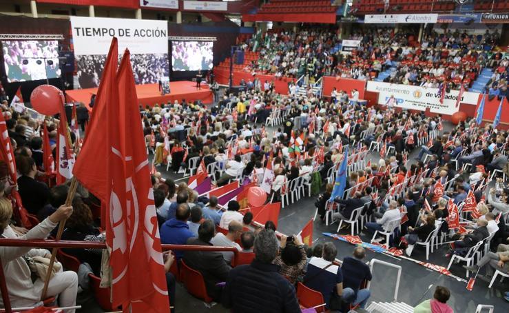Tercera Asamblea Confederal de UGT en Valladolid