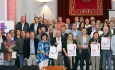 Acto institucional de la Red de Municipios de Valladolid Hombres por la Igualdad
