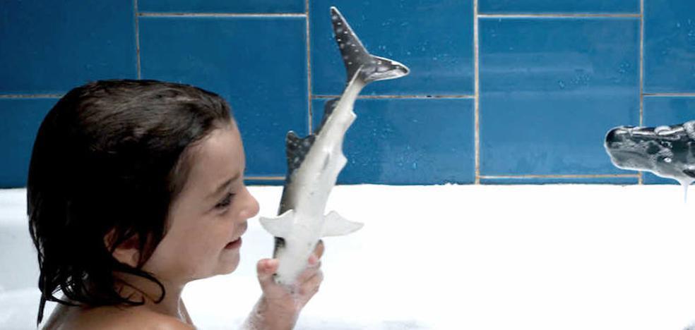 El baño en los pequeños: cada cuánto y cómo