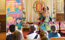 'Menudo fin de semana' en Valladolid, 48 actuaciones destinadas al público infantil y familiar