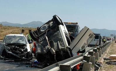 SG-20, el fin de una de las 160 carreteras más peligrosas de la red estatal en España