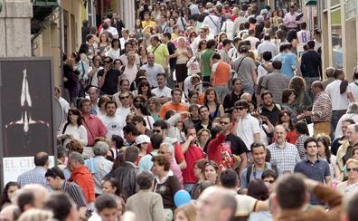 La previsión de crecimiento económico para Segovia se desinfla al 2,3% a final de año