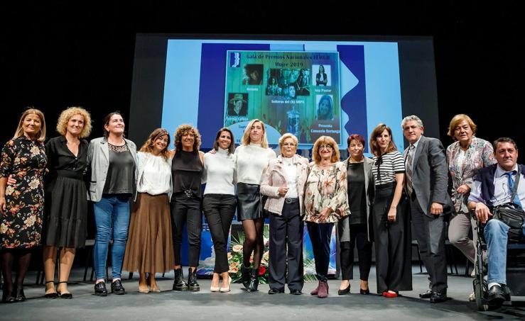 Entrega de premios Femur en el teatro Juan Bravo de SegoviaEntrega de premios Femur en teatro Juan Bravo