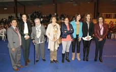 Ocho emprendedoras de Palencia reciben un homenaje en el Día de la Mujer Rural